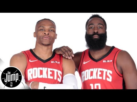 Westbrook & Harden could join ridiculous list of teammates w/ triple-doubles in same game | The Jump