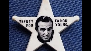 """Faron Young interview 1989 ~ Biff Collie ~ """"Faron Young's Audio Biography"""""""