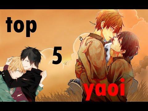 top 5 animes yaoi *primer video*