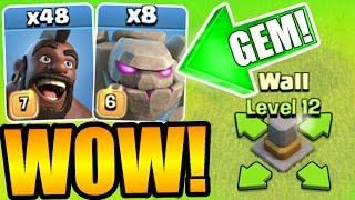 NEW UPDATE GEM SPREE  NEW LEVELS + EVENTS IN CLASH OF CLANS