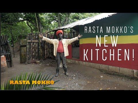 Rasta Mokko's New Kitchen!