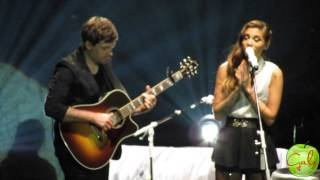 "THINKING OUT LOUD (cover) + ""PENGUIN"" - Christina Perri Live in Manila 2015 (5.5.15) [HD]"