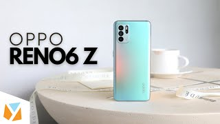OPPO Reno6 Z 5G Unboxing and Hands-on