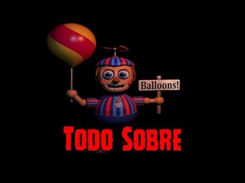 Todo Sobre Ballon Boy De Five Nights At Freddy's 2 | FNAF 2