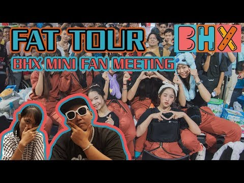 FAT TOUR | BHX Mini Fan Meeting  #BHX