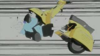 FLCL - Demolition Rickshaw