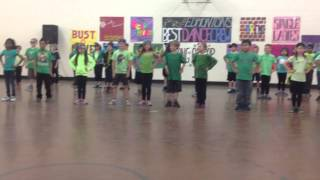 Grade 3 Hip Hop Dance