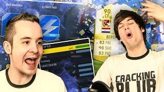 EVERY SINGLE TIME!! - FIFA 17 TOTS FUT17