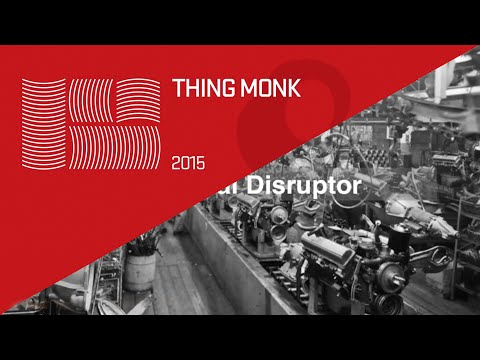 ThingMonk 2015: Pat Patterson – From Killer Robot to Killer Product