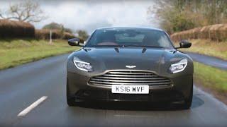 Chris Harris Drives The Aston Martin DB11   Top Gear