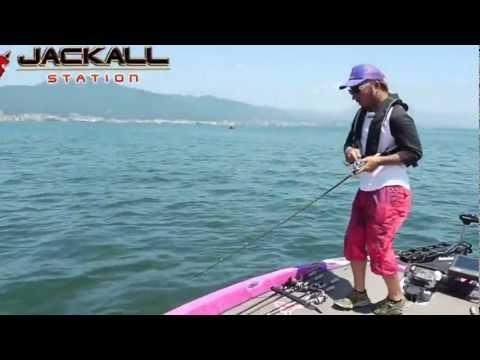 真夏の琵琶湖でロクマルを獲る近道