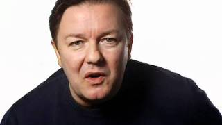 Ricky Gervais: The Principles of Comedy | Big Think