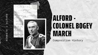 Kenneth J Alford - Colonel Bogey March (Piano Arrangement)