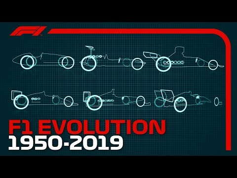 Image: Watch: The Evolution of Formula 1