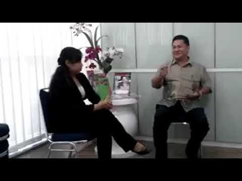 Tan Eliezar Diwawancarai Mengenai Pengembangan Bisnisnya