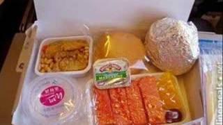 Air Zimbabwe's Meals