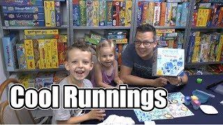 Cool Runnings (Ravensburger) - ab 8 Jahre ... Eiswürfel als Spielfiguren!