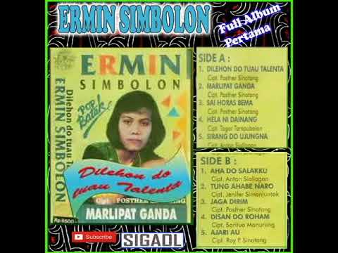 LAGU BATAK TOP [ERMIN SIMBOLON FULL AMBUM PERTAMA]