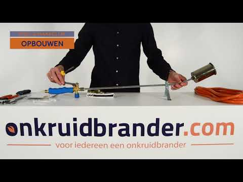 CFH gas onkruidbrander GV900 – ST1000 product video