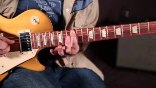 """""""Stay With Me"""" by the Faces - Guitar Lesson - How to Play on guitar Rod Stewart"""