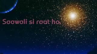 Sawaali Si Raat lyrics-hd