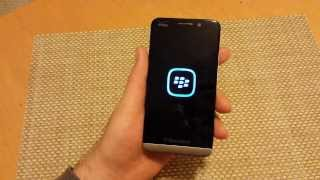 Blackberry Z30 HOW TO Do A SECRET Soft Reset Or Battery Pull WITHOUT Pulling Battery BB 10 Z10 Q10