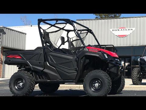 2021 Honda Pioneer 1000 in Greenville, North Carolina - Video 1