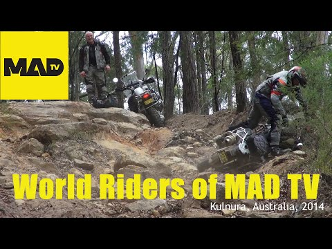 Motorcycle Adventure Around the World - friends of MAD TV