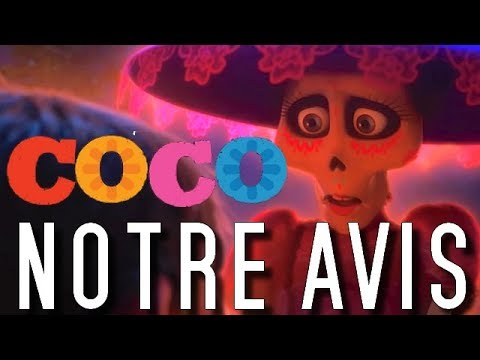 [DISNEY] COCO notre Avis sur le  Prochain Disney Pixar