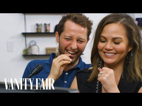 The Best Moments from Chrissy Teigen's Speed Dating Prank | Vanity Fair