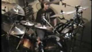 Homemade Valentine by Children 18:3, a drum cover by Hannah
