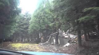 思子淵神社とR477前ヶ畑峠からの林道探索