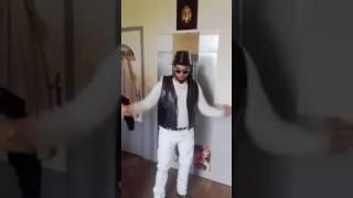 Mathias Lopez qui danse gitan en force