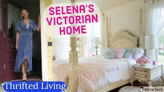 Romantic Victorian Home Tour | Decorating With Thrifted Antiques | The Recycled Life