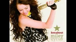 Miley Cyrus: 11 - Goodbye + lyrics