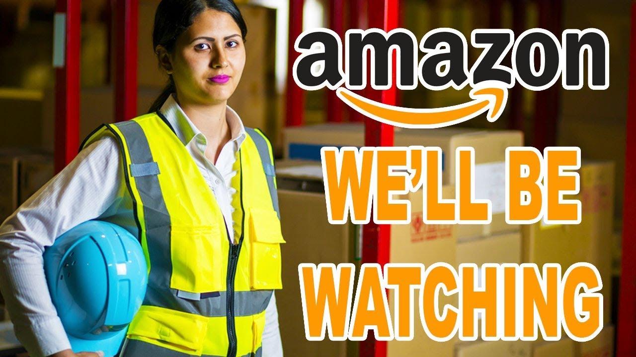 Amazon Patents New Way To Track Employees thumbnail