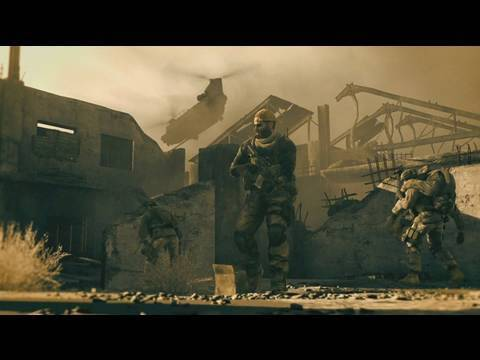 "Medal of Honor / Linkin Park - ""The Catalyst"" Trailer (HD)"