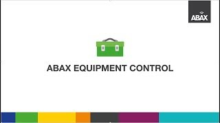 In deze video leert u hoe u projecten instelt voor uw ABAX Equipment Control account.
