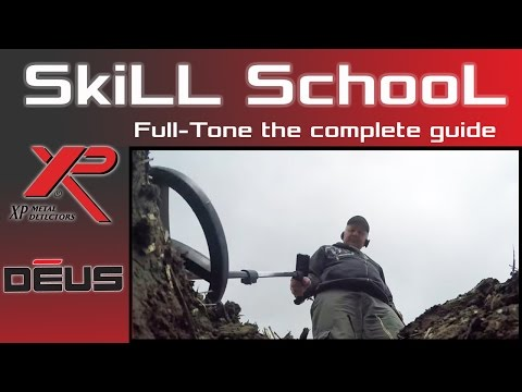 XP DEUS Tips Understanding Full Tone