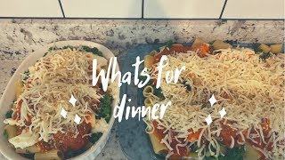 WHATS FOR DINNER||7 EASY DINNERS FOR BUSY FAMILIES||MEAL IDEAS