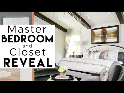 Master Bedroom Reveal | Interior Design