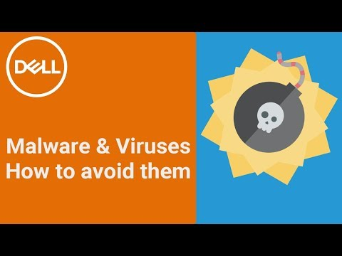 How to Avoid Malware and Viruses (Official Dell Tech Support)