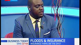 Business Today: Floods and insurance