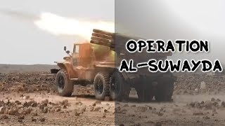 SYRIA: A major SAA offensive in southern Syria