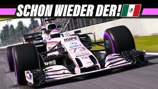 F1 2017 MEGA COOP #32 –Mexiko GP Rennen | Formel 1 2017 Gameplay German