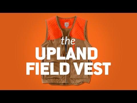 3330553ae366b Carhartt 102228 - Upland Field Vest - Unlined | Dungarees