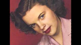 Judy Garland...F.D.R. Jones (1939 Radio)