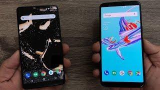 Essential Phone vs OnePlus 5T: $499 Showdown