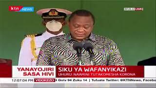 LABOUR DAY 2020: President Uhuru Kenyatta\'s full speech