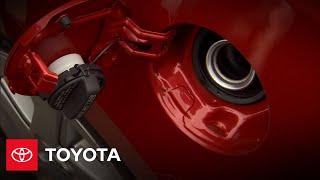 2010 Prius How-To: Fuel-Filler Door And Gas Cap   Toyota